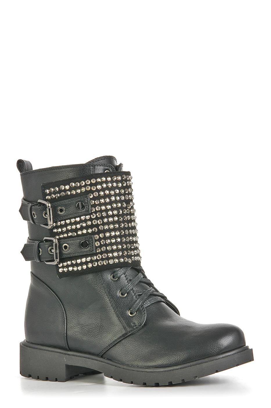 Ботинки THANKS4LIFE (2323-MI45074B/BLACK)