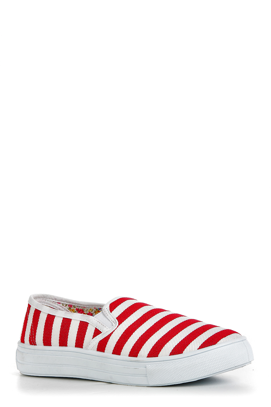 Слипоны AVENIR (2555-KD60033O/RED/WHITE)