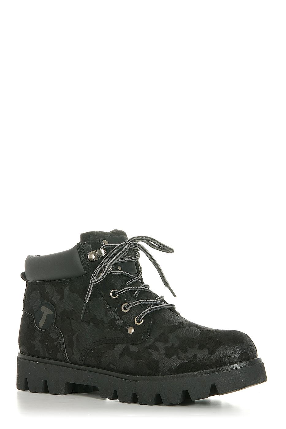 Ботинки TOPLAND2352-PB76264B/BLACK