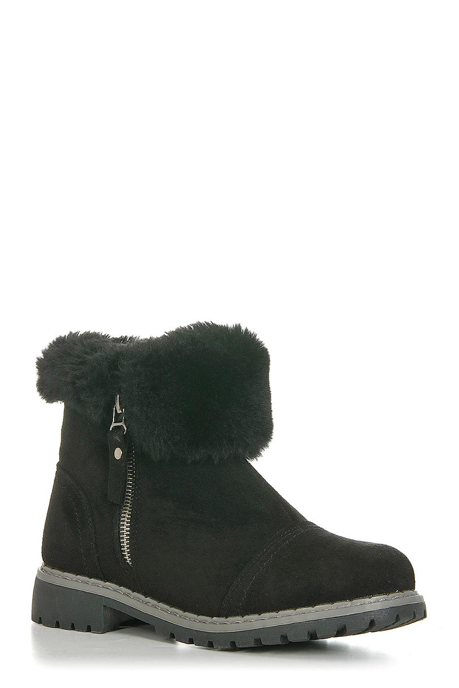 Ботинки TOPLAND2352-PB76153B/BLACK
