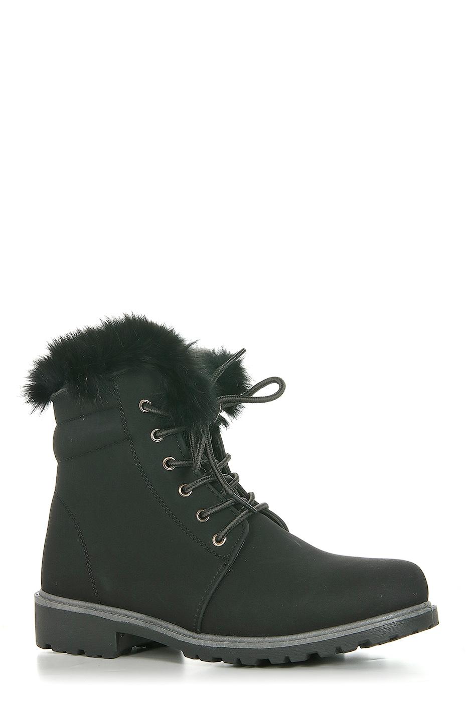Ботинки TOPLAND2322-PB72504B/BLACK