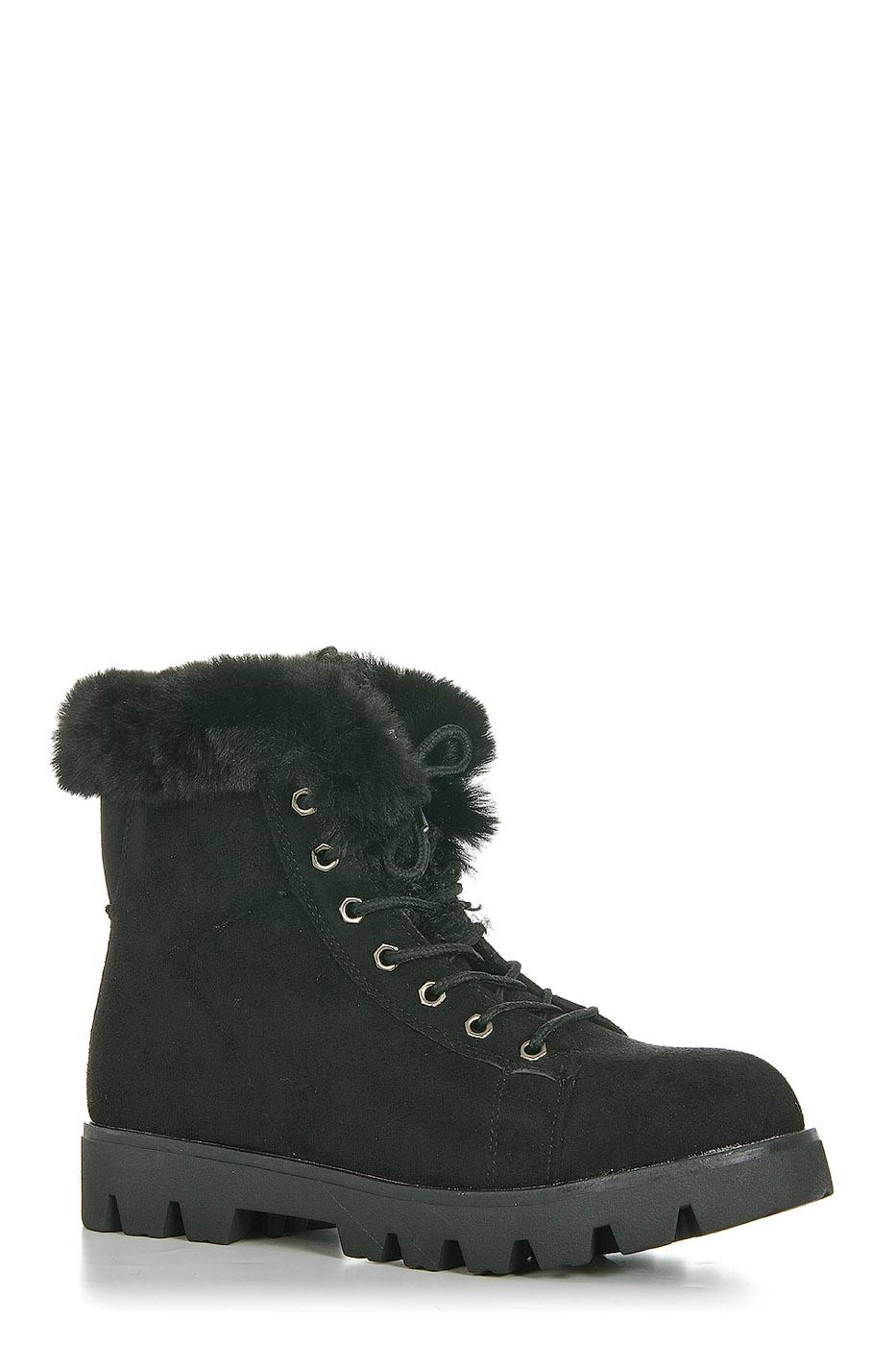 Ботинки TOPLAND2352-PB76151B/BLACK