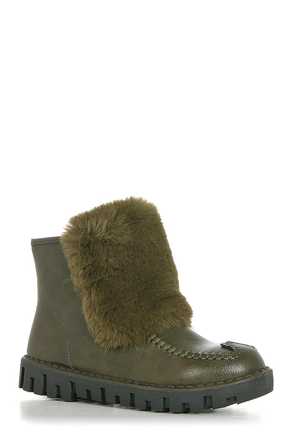 Ботинки TOPLAND2322-PB76269X/GREEN