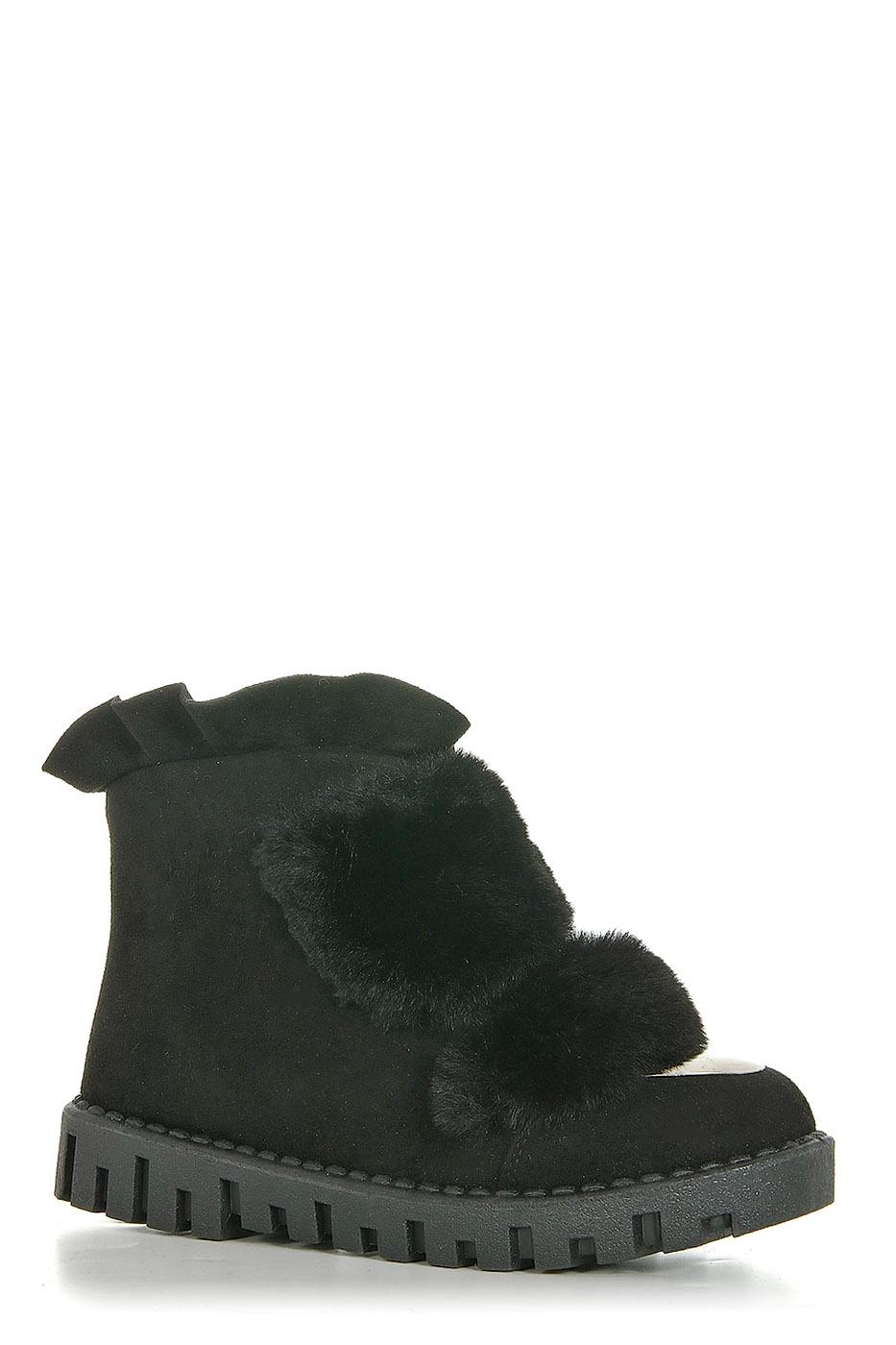 Ботинки TOPLAND2352-PB76267B/BLACK