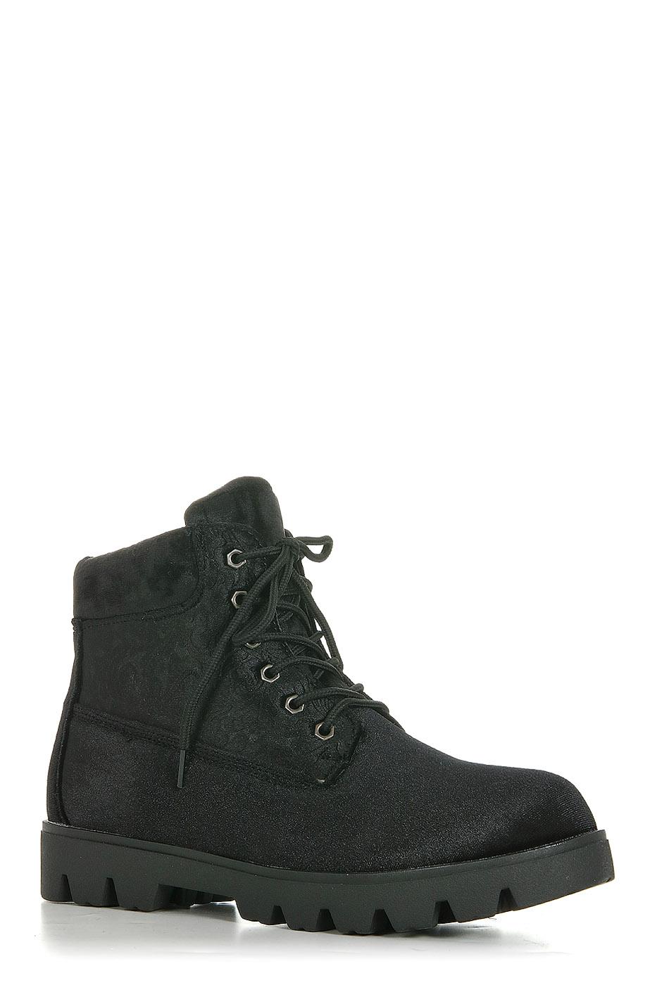 Ботинки TOPLAND2352-PB76174B/BLACK