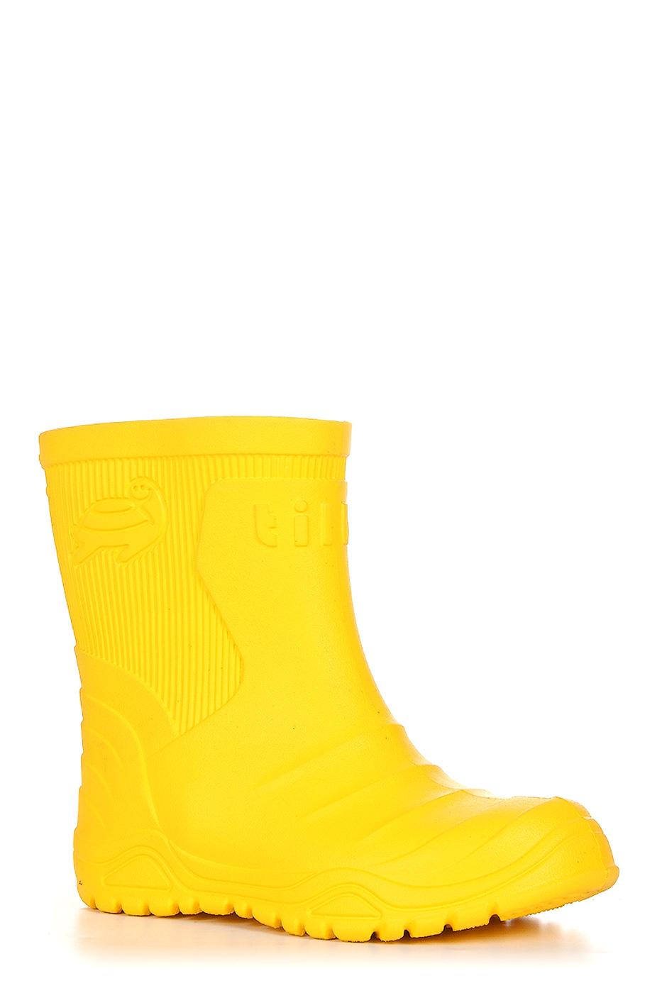 Сапоги TILLA№3_TKV-2101-FL16/Желтый