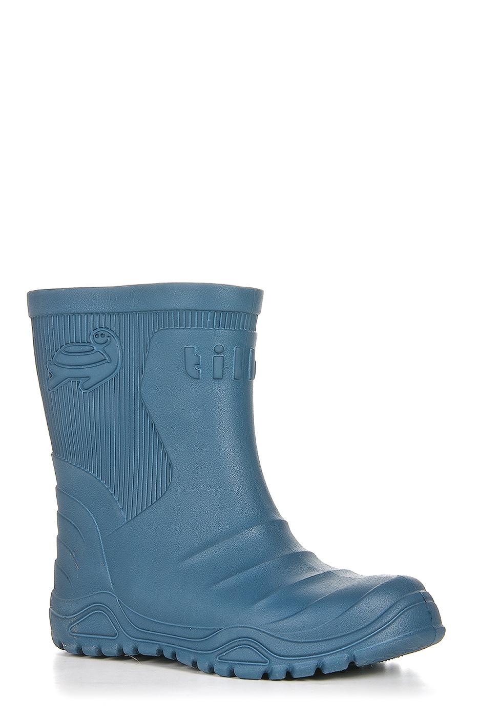 Сапоги TILLA№2_TKV-2101-FL16/Темно-синий