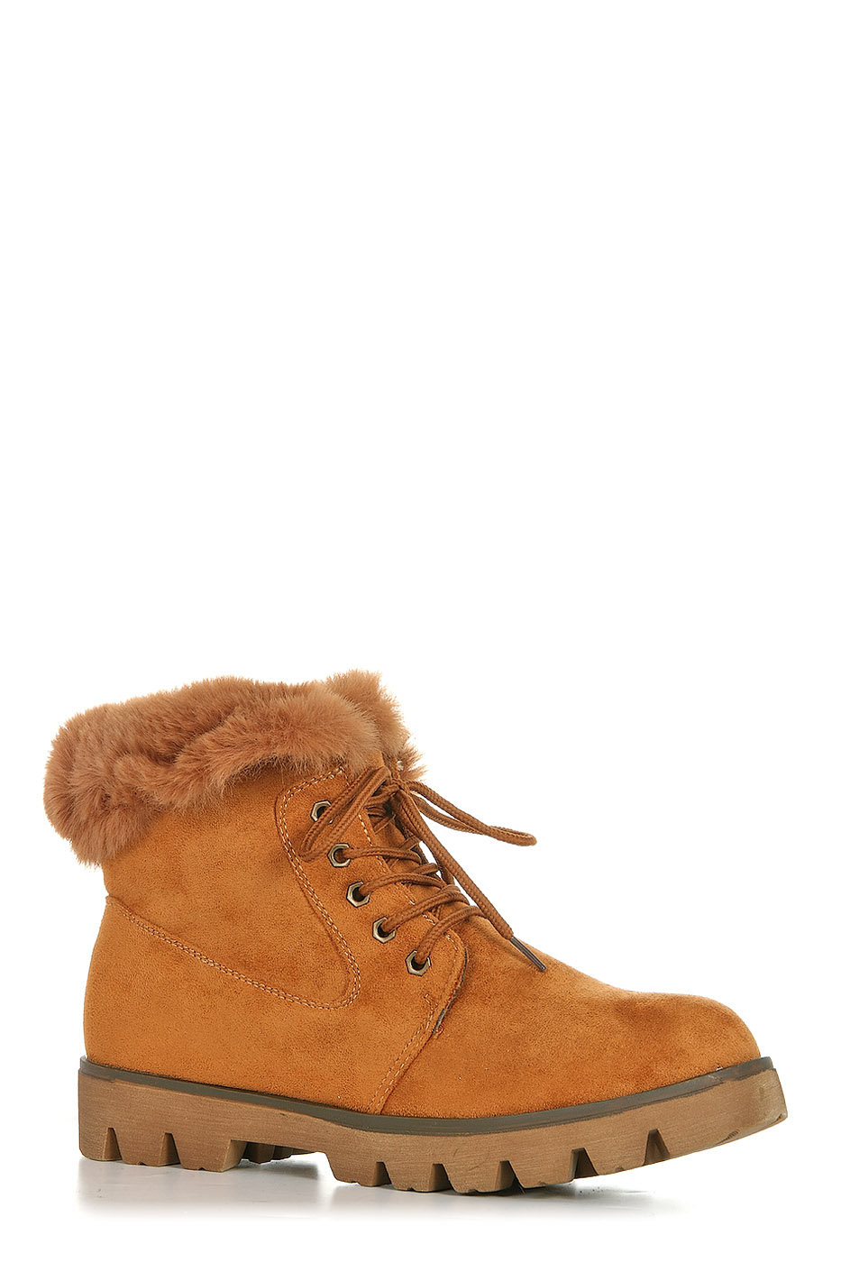 Ботинки TOPLAND2352-PB76163K/CAMEL