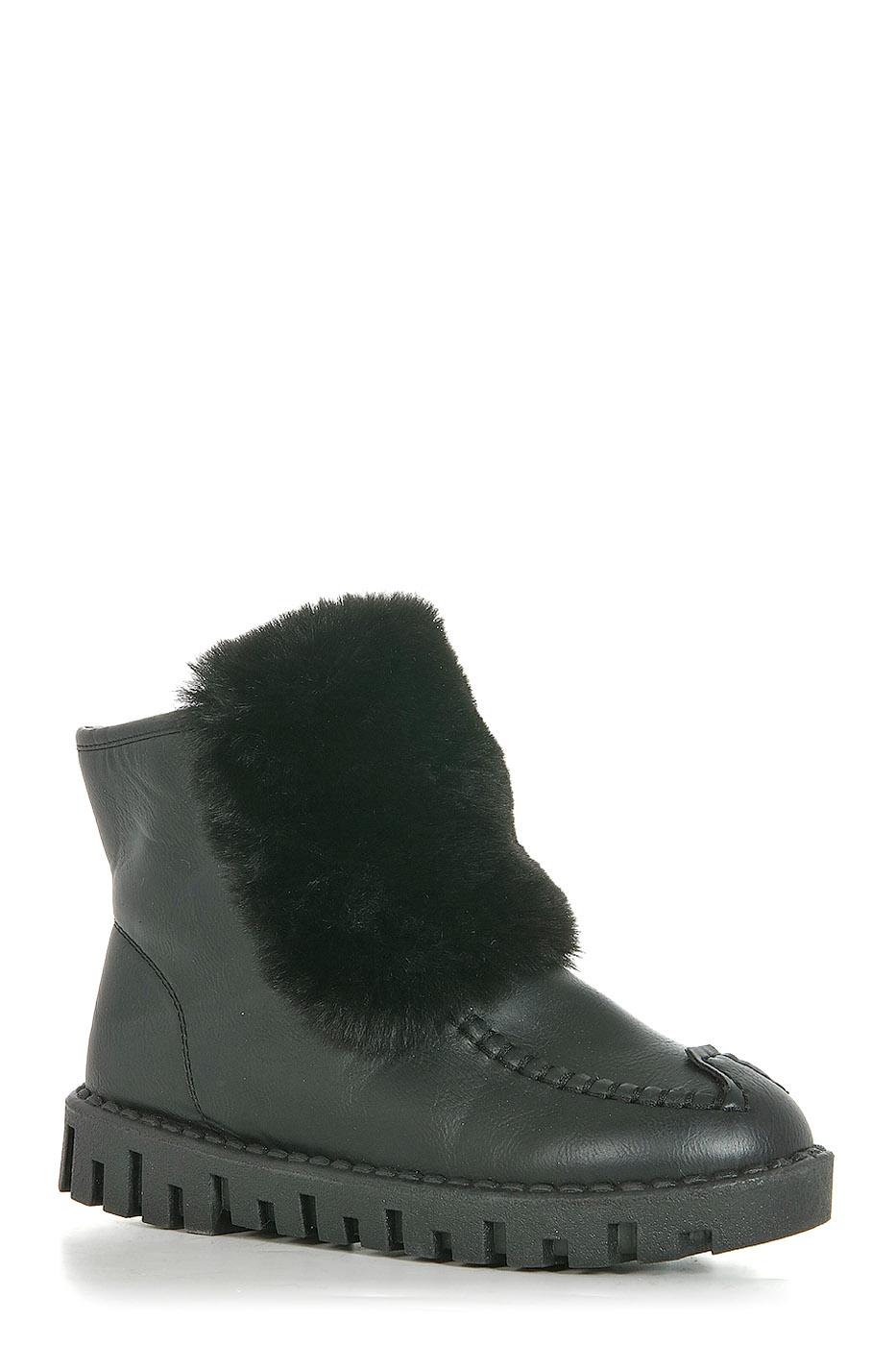 Ботинки TOPLAND2322-PB76269B/BLACK