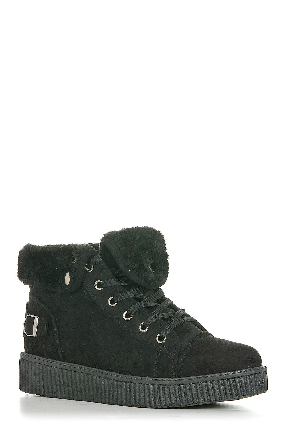 Ботинки TOPLAND2352-PB72510B/BLACK