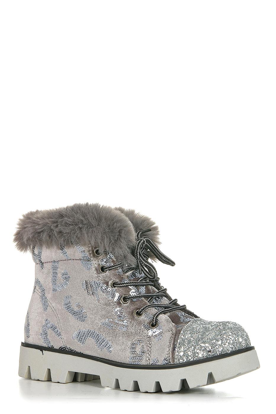 Ботинки TOPLAND2353-PB76208C/GREY