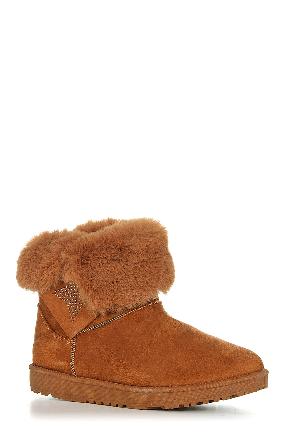 Ботинки TOPLAND2352-PB76147K/CAMEL