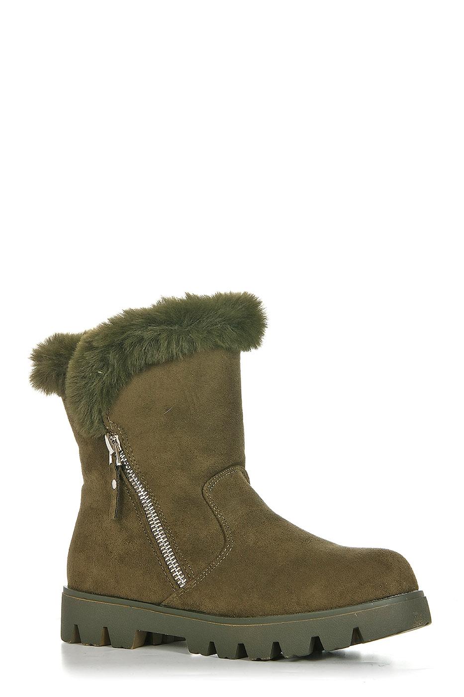 Ботинки TOPLAND2352-PB76160X/GREEN