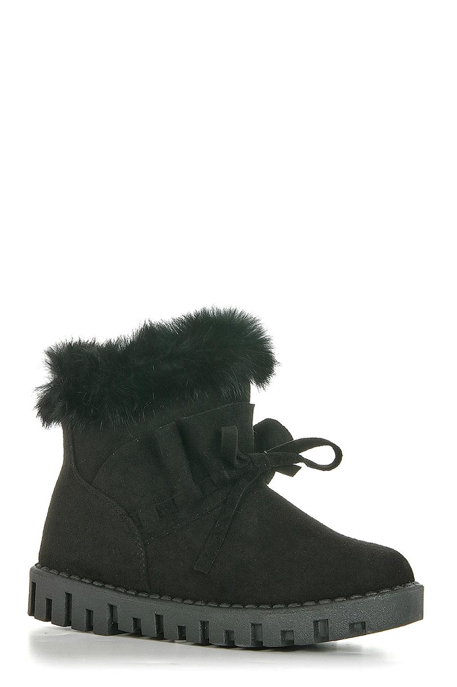 Ботинки TOPLAND2352-PB76211B/BLACK