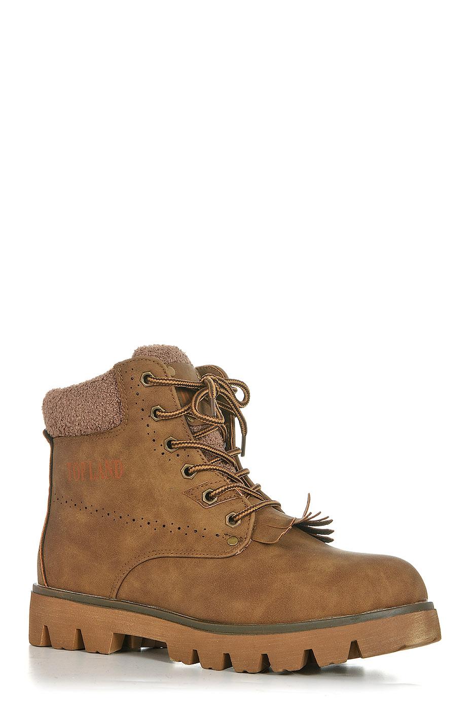 Ботинки TOPLAND2322-PB76187K/CAMEL