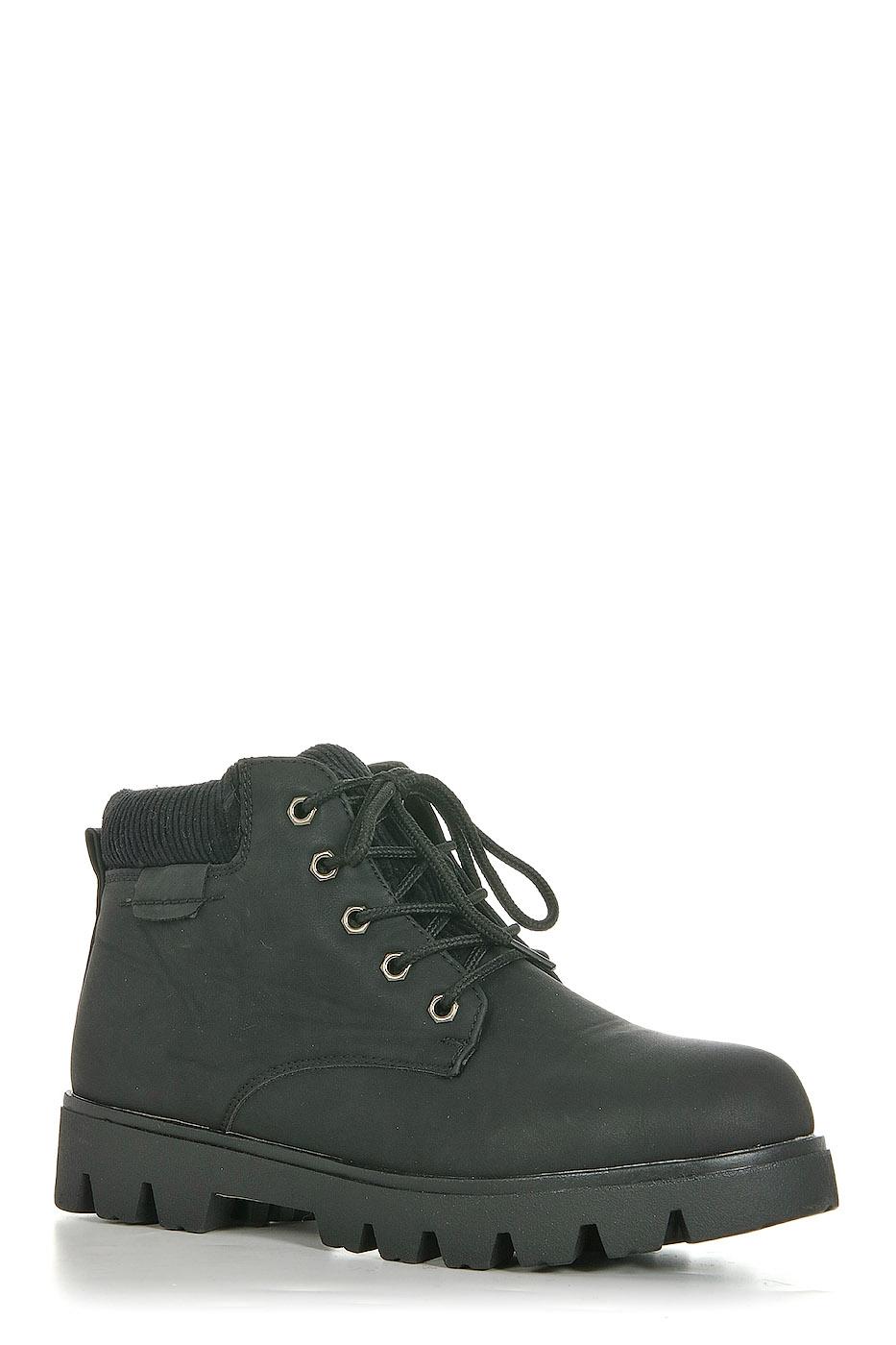 Ботинки TOPLAND2322-PB76182B/BLACK