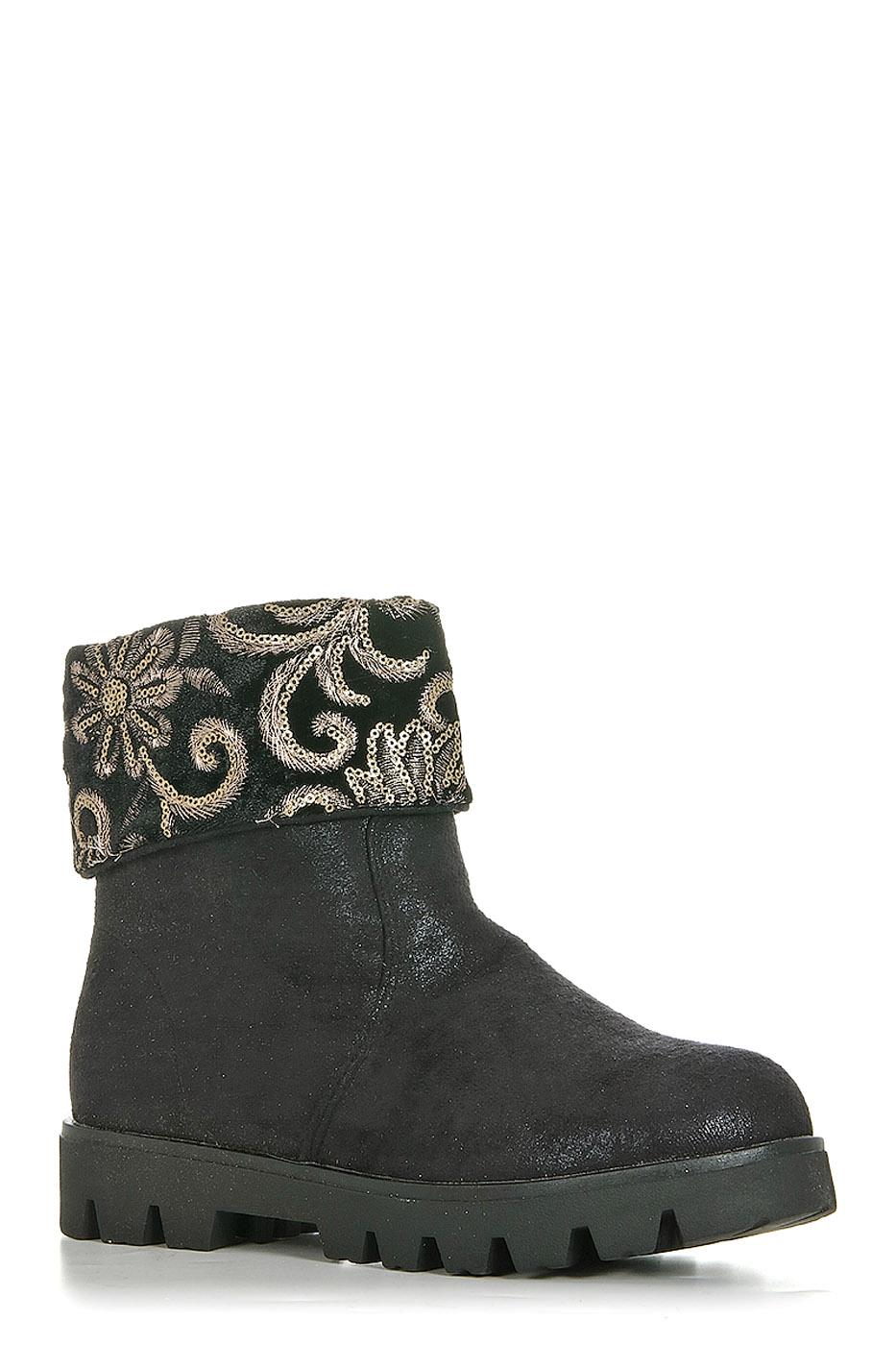 Ботинки TOPLAND2352-PB76171B/BLACK