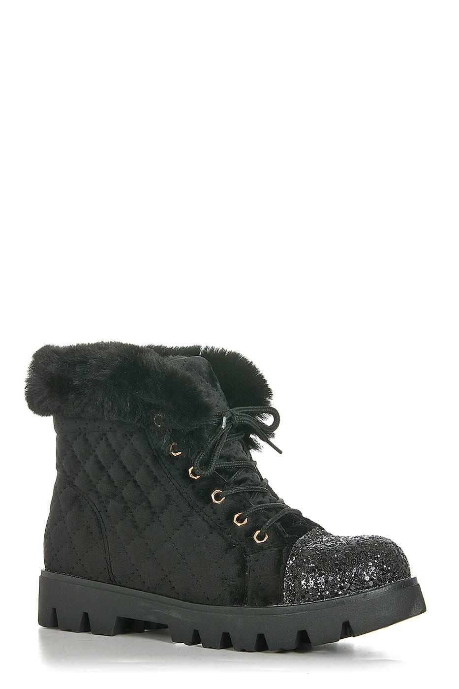 Ботинки TOPLAND2352-PB76164B/BLACK