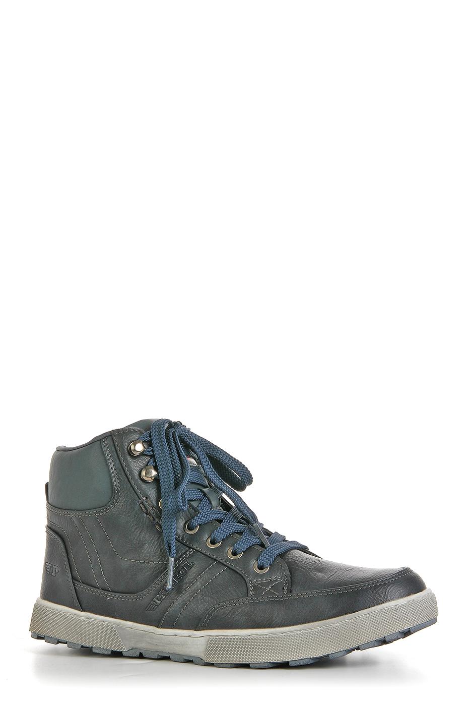 Ботинки PATROL (48-612IM-16W-01-42NAVY)