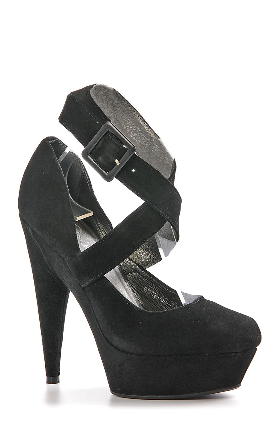 НАТУРАЛЬНАЯ КОЖА    Туфли DALI (6013-02BLACK)