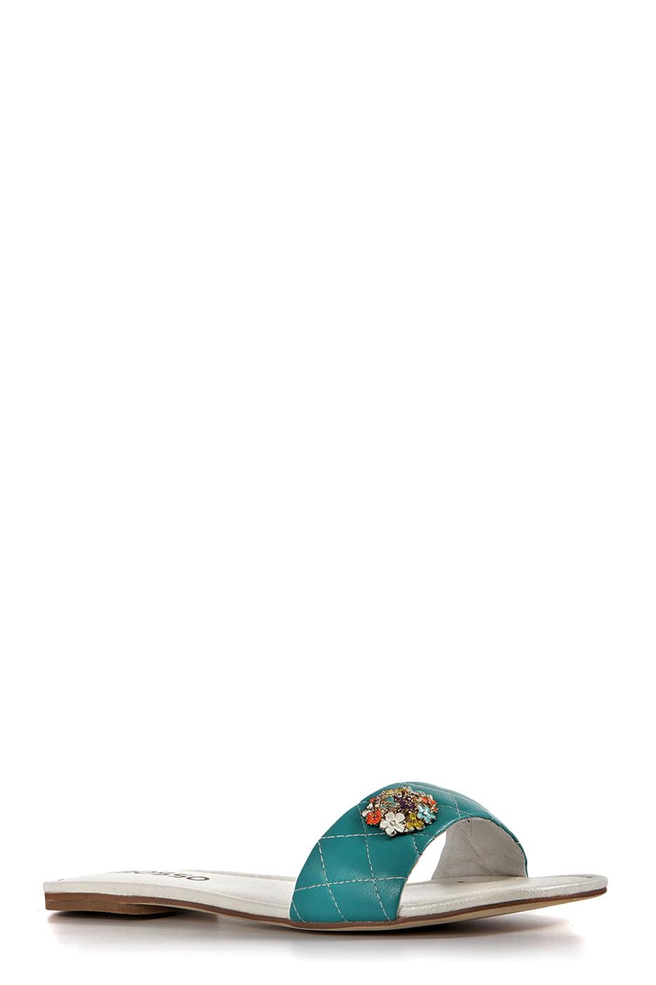 Шлепанцы MOSSO (K211-E802CBLUE)
