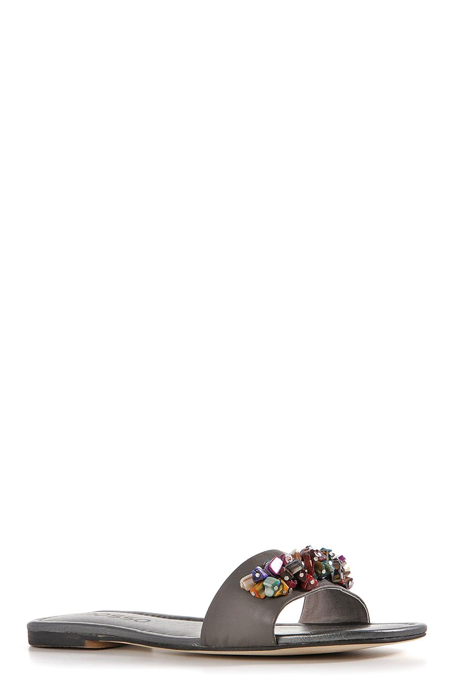 Шлепанцы MOSSO (K211-E807GREY)
